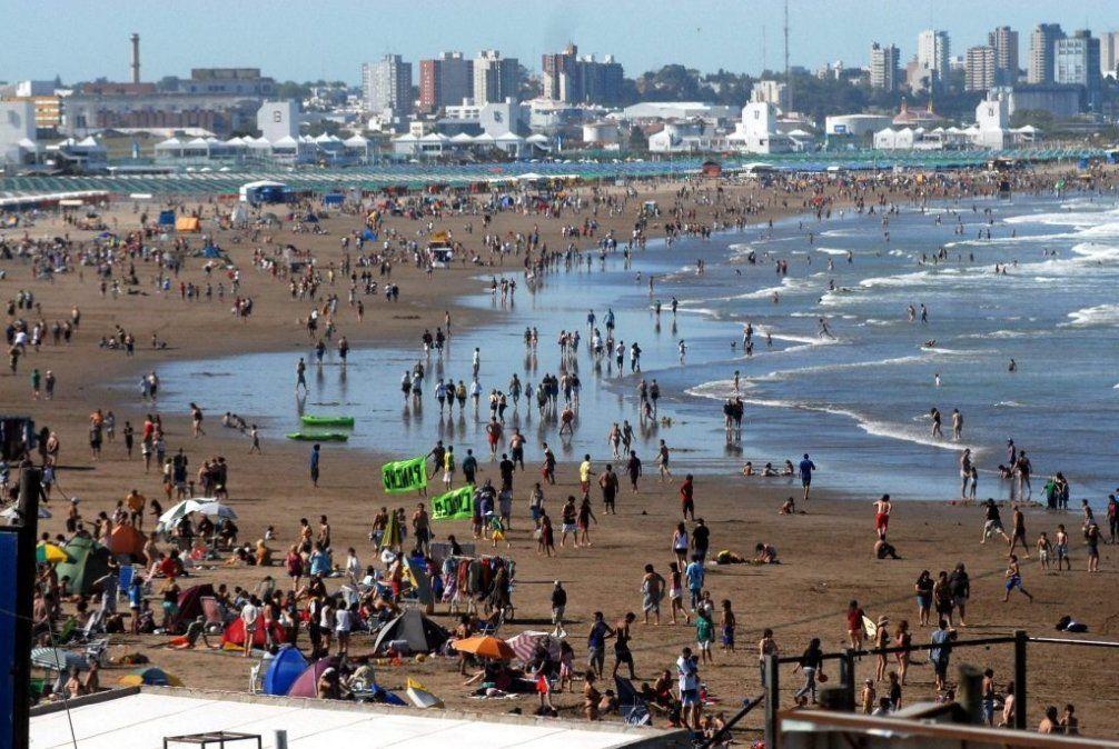 Un tucumano murió ahogado en Mar del Plata