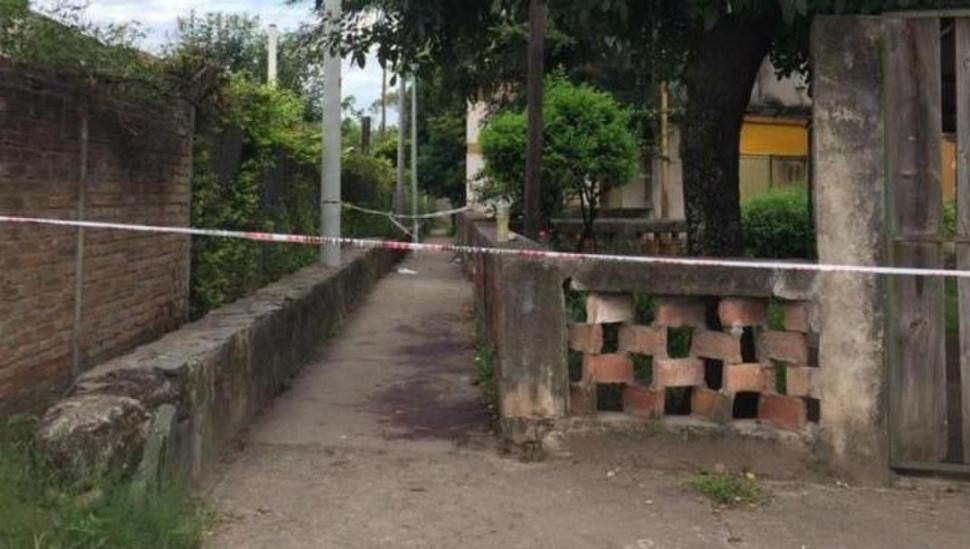 Detienen a un joven vinculado al crimen de René Díaz
