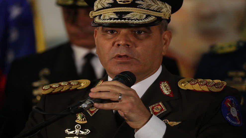 El ministro de Defensa venezolano aseguró que quieren derrocar a Maduro con los mismos procedimientos que en Libia