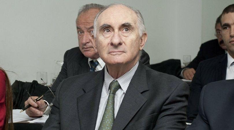 El ex presidente Fernando de la Rua fue dado de alta
