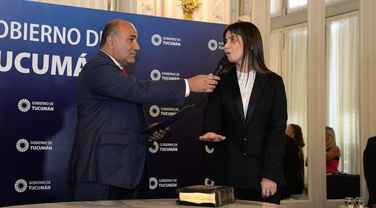 Eleonora Rodríguez Campo asumió como Fiscal de Estado