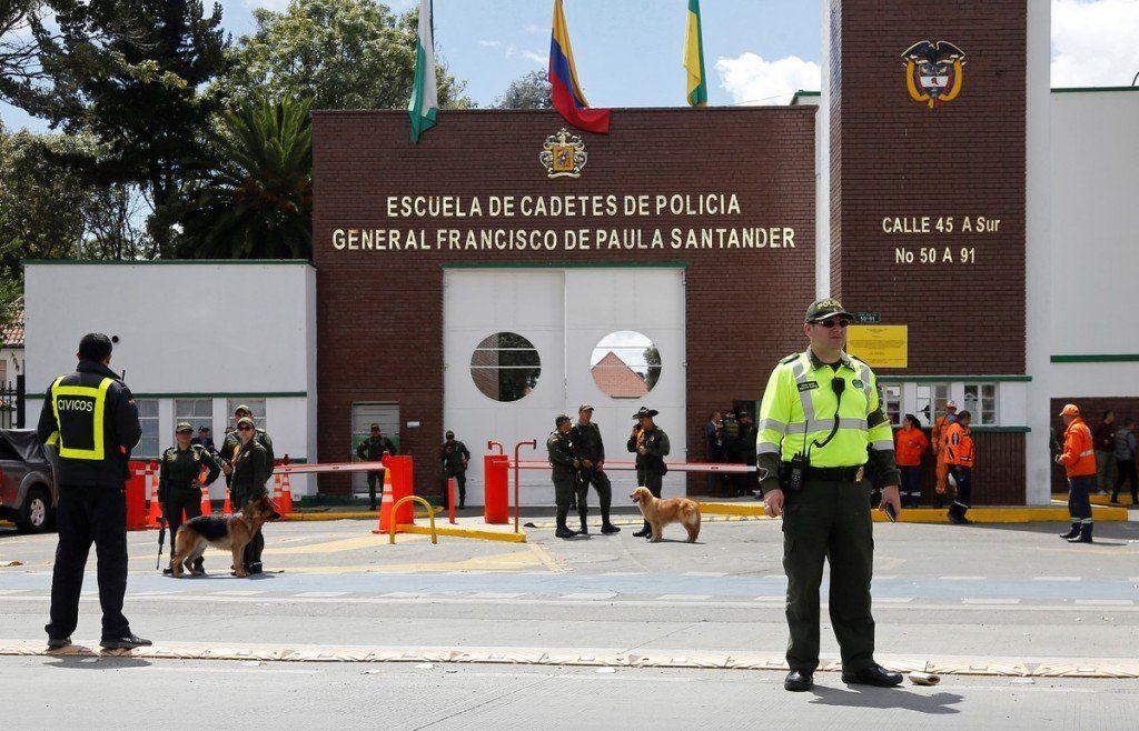 Detuvieron a otro presunto implicado en el atentado a la escuela de policías en Bogotá
