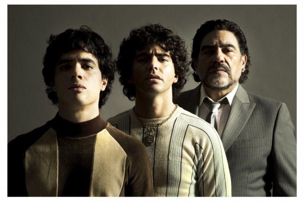 Todavía no se estreno y ya genera polémica la serie sobre Diego Maradona