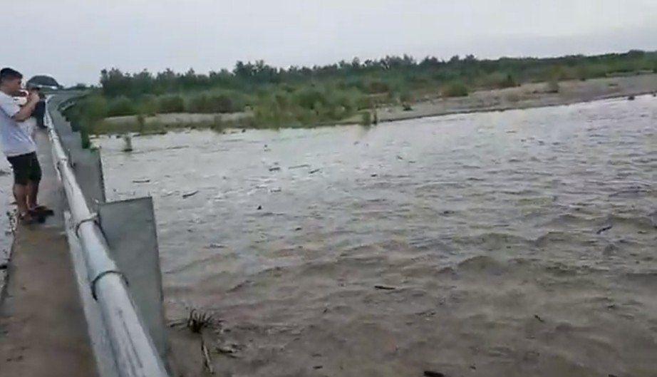 La Provincia lleva adelante un monitoreo del caudal de agua que arrastran los ríos