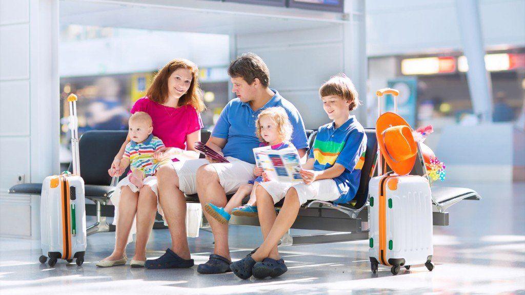 Si viajas con niños, aquí encontrarás todo lo que tenés que saber