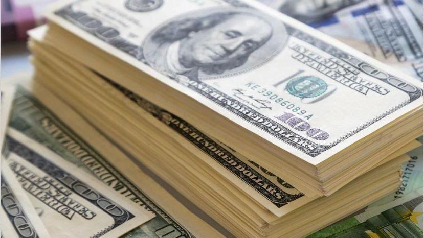 El dólar cerró $ 38,65 pero se mantiene debajo de la zona de no intervención