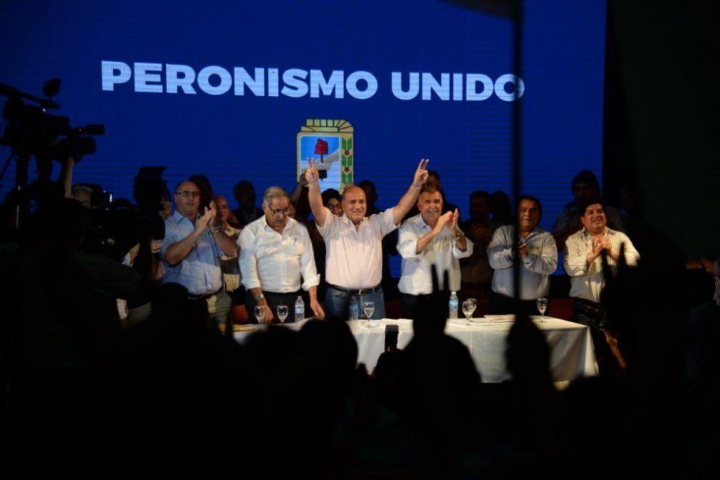 El PJ convocó a todos los precandidatos a gobernador para una gran interna