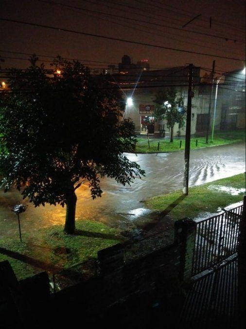 En Tucumán seguirán las lluvias todo el día y puede haber tormentas intensas