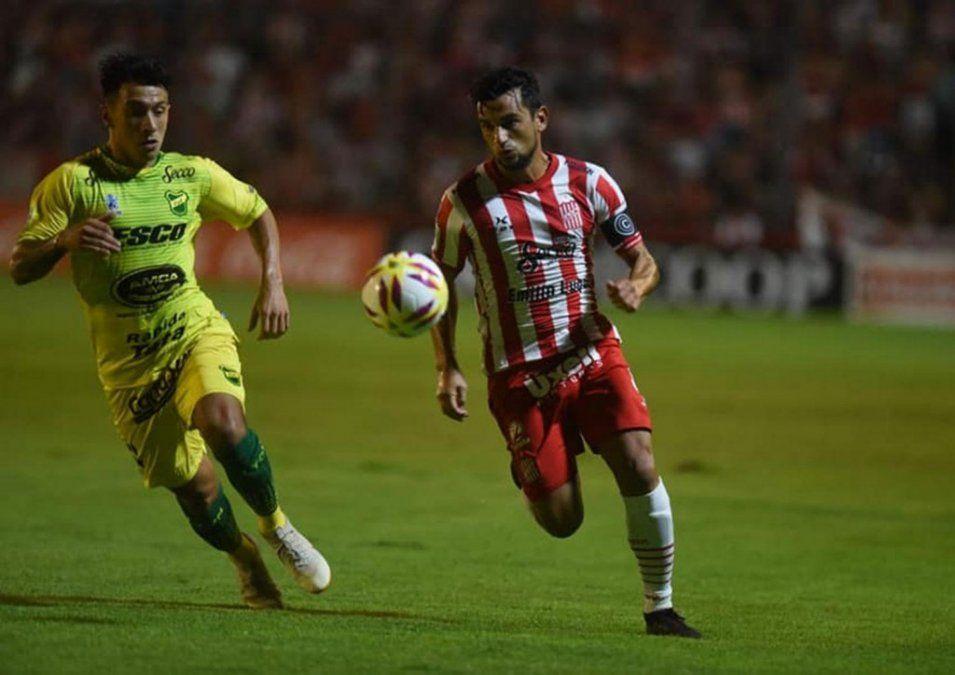 Superliga: Defensa y Justicia dio vuelta el partido y complicó a San Martín que sigue en zona de descenso
