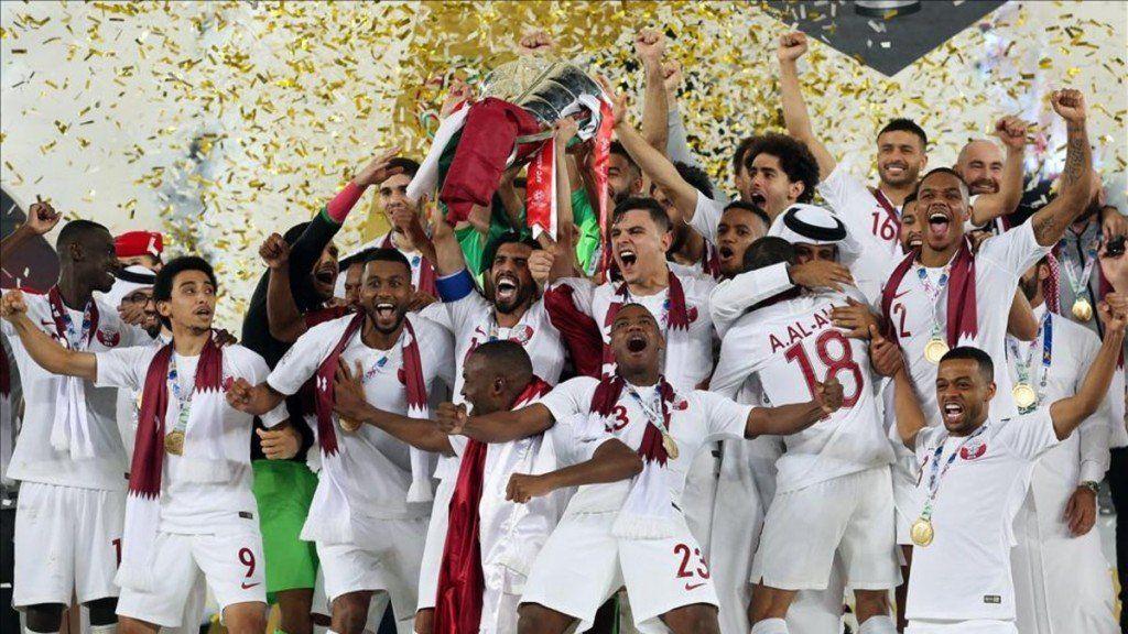 Catar, futuro rival de la selección, es campeón en Asia