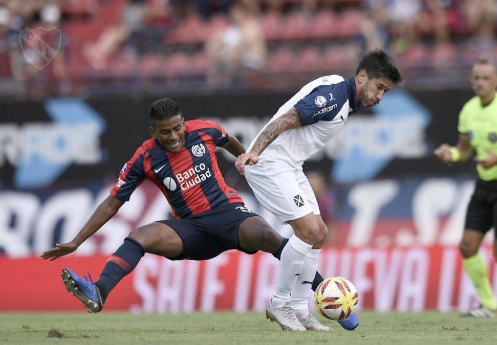 San Lorenzo e Independiente decepcionaron a todos
