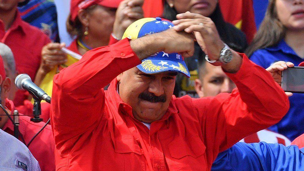 Maduro llamó a la oposición al diálogo para ir a elecciones