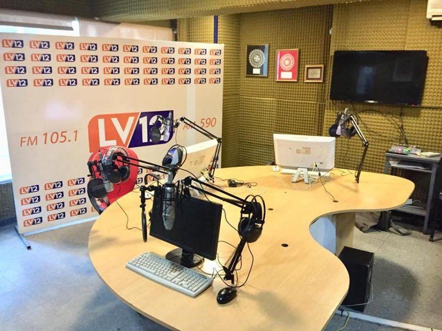 Este lunes comenzó la programación 2019 de LV 12 Radio Independencia