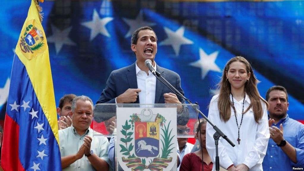 Juan Guaidó: Vamos a seguir en las calles hasta lograr la libertad