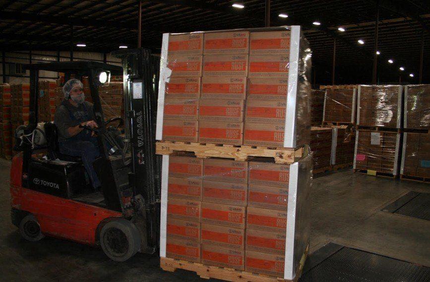 Estados Unidos comenzó el envío de ayuda humanitaria a Venezuela