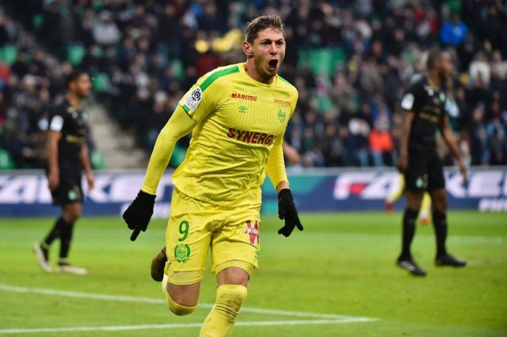 Sala, el futbolista que fue figura en Francia y soñaba con la Selección