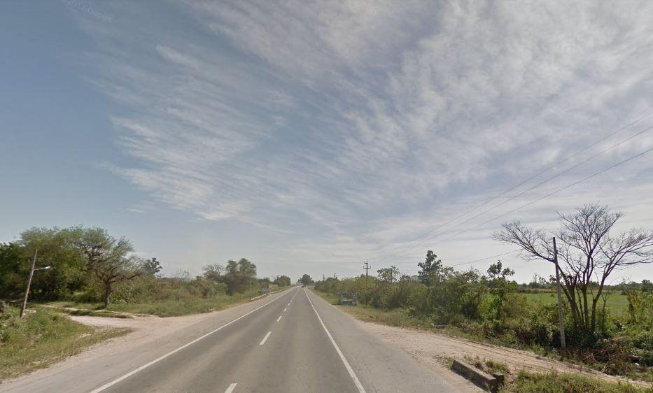 Tres motociclistas resultaron heridas luego de un accidente en la ruta 38