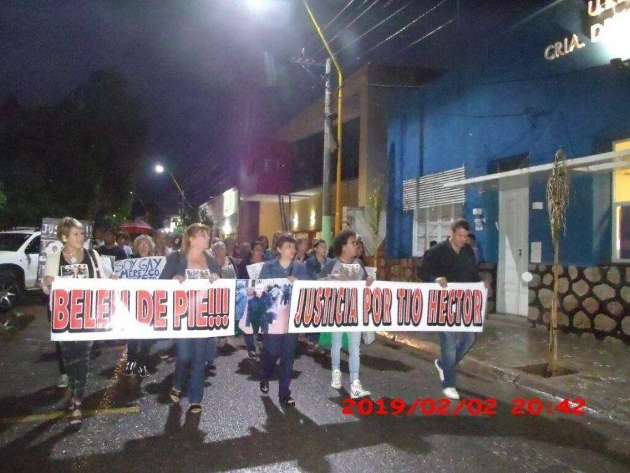 Piden justicia por el asesinato de un docente en Catamarca