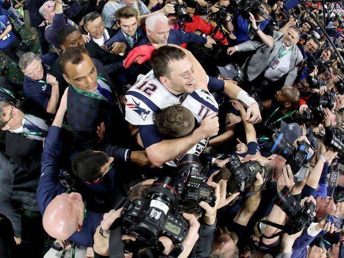 El Super Bowl consagró a los Patriots e hizo leyenda a Brady