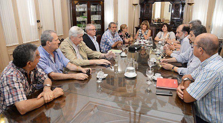 El Comité de Emergencia analizó la situación de los residuos en la capital