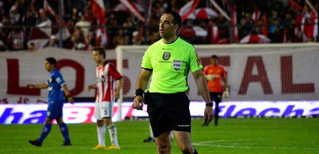 Los árbitros de la Superliga: Trucco para Atlético-Talleres y Barraza en Godoy Cruz-San Martín