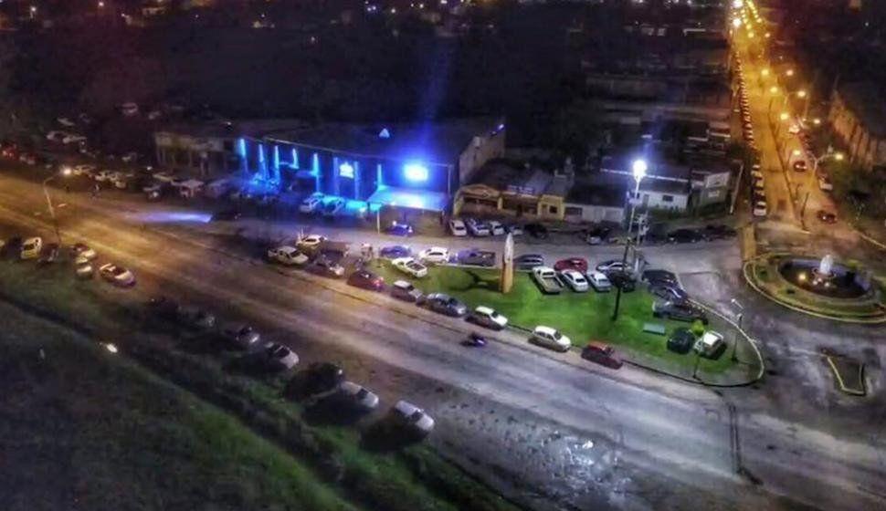Monteros: Un conductor chocó, mató a un hombre y se dio a la fuga