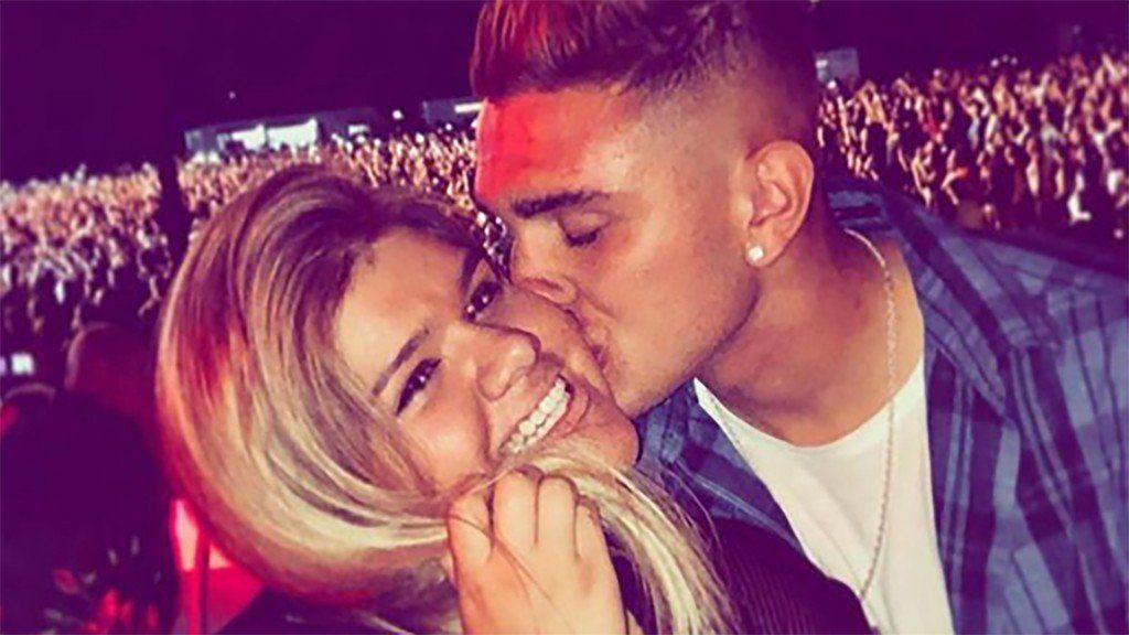 Morena Rial y su novio anunciaron como se llamará su bebé