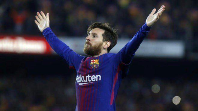 Messi fue convocado para el clásico de hoy