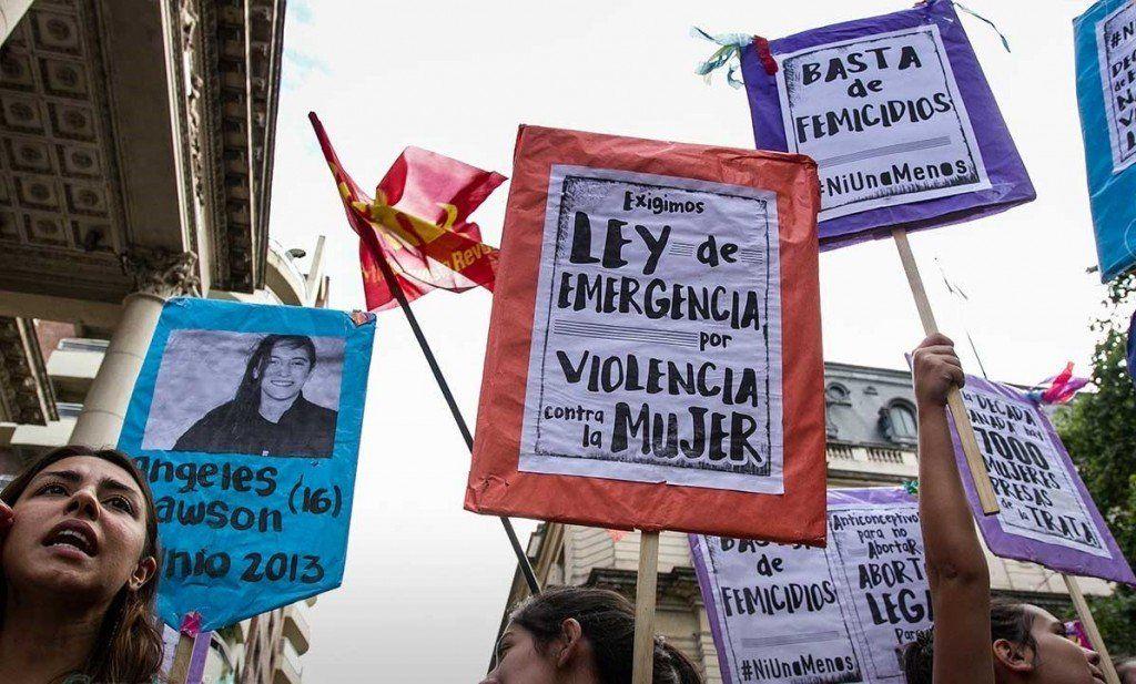 Marcha contra los femicidios: Exigirán la emergencia nacional