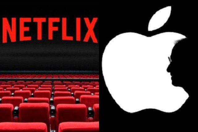 Apple podría desembolsar miles de millones por Netflix