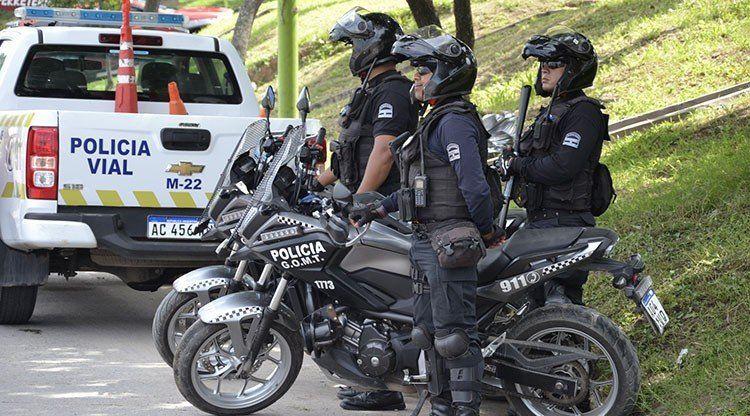 Secuestran más de 60 vehículos en operativos de prevención