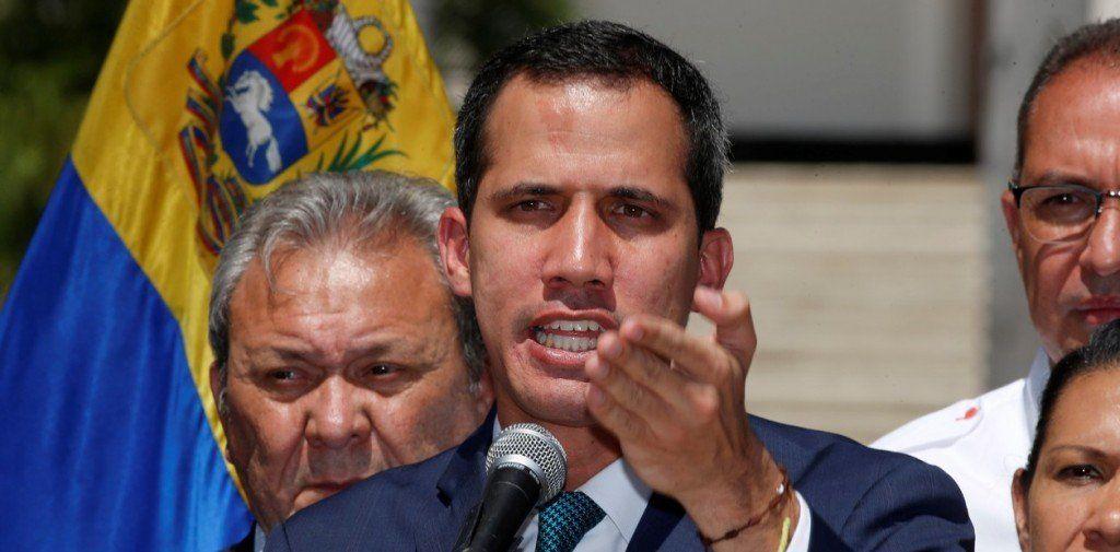Juan Guaidó agradeció el mensaje de Donald Trump sobre Venezuela