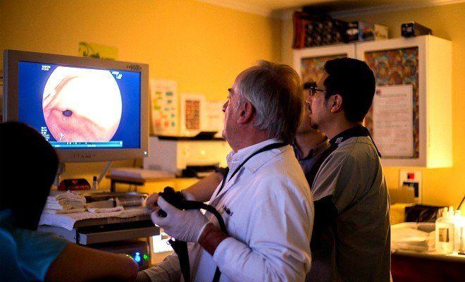Se redujo hasta un 50% la realización de endoscopías digestivas