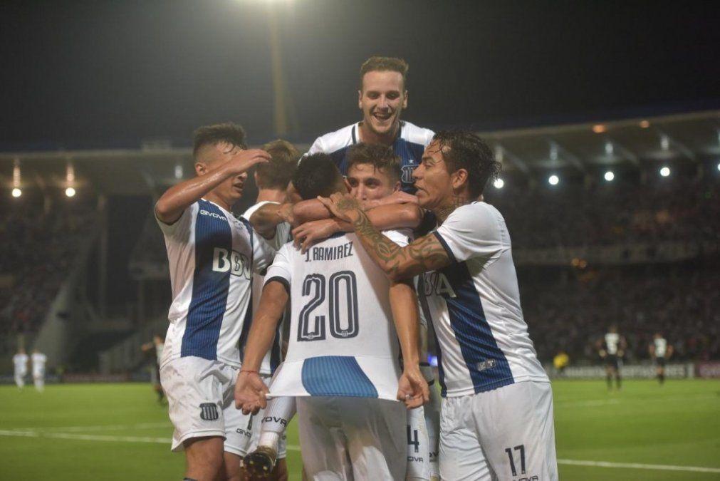 Copa Libertadores: histórico triunfo de Talleres 2-0 ante San Pablo