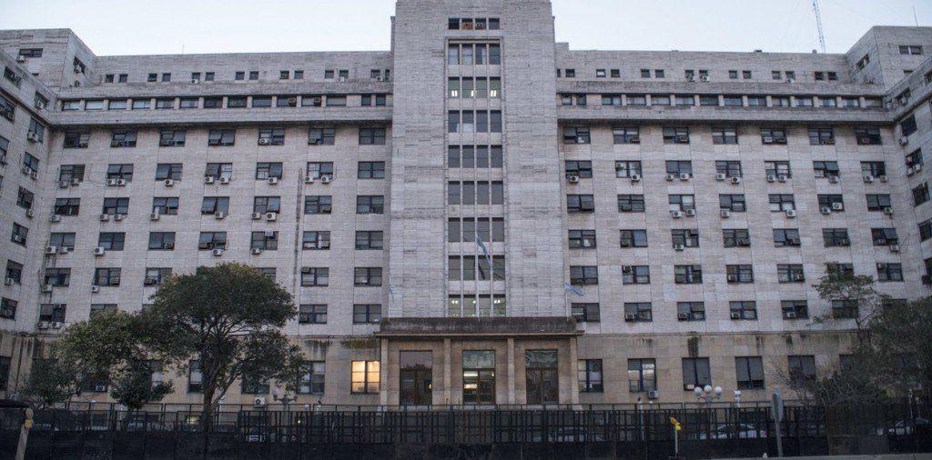 Empleados judiciales reclaman por el estado de las dependencias en el país