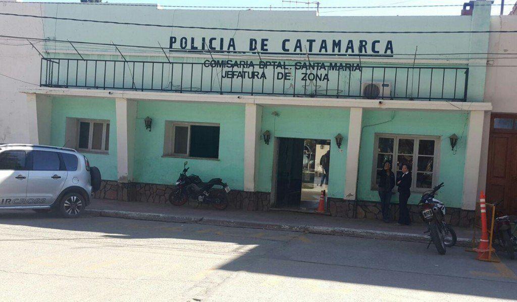 Una tucumana fue detenida por abandono de persona en Catamarca