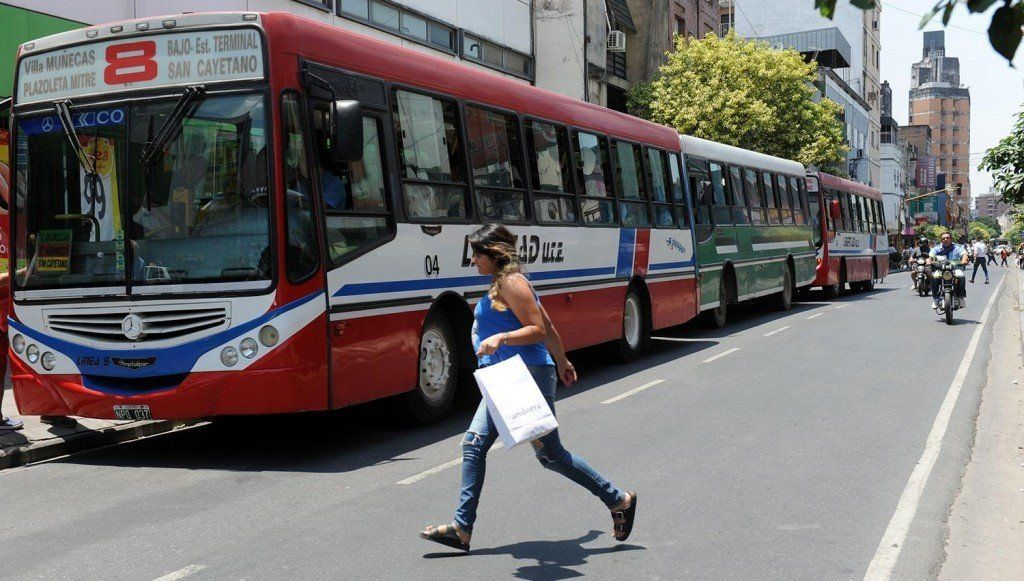 Paro de UTA: No hay servicio de colectivos en Tucumán