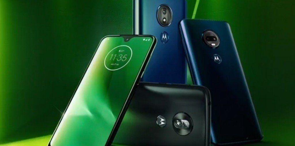 Motorola presentó el Moto G7 : qué novedades traen los nuevos celulares