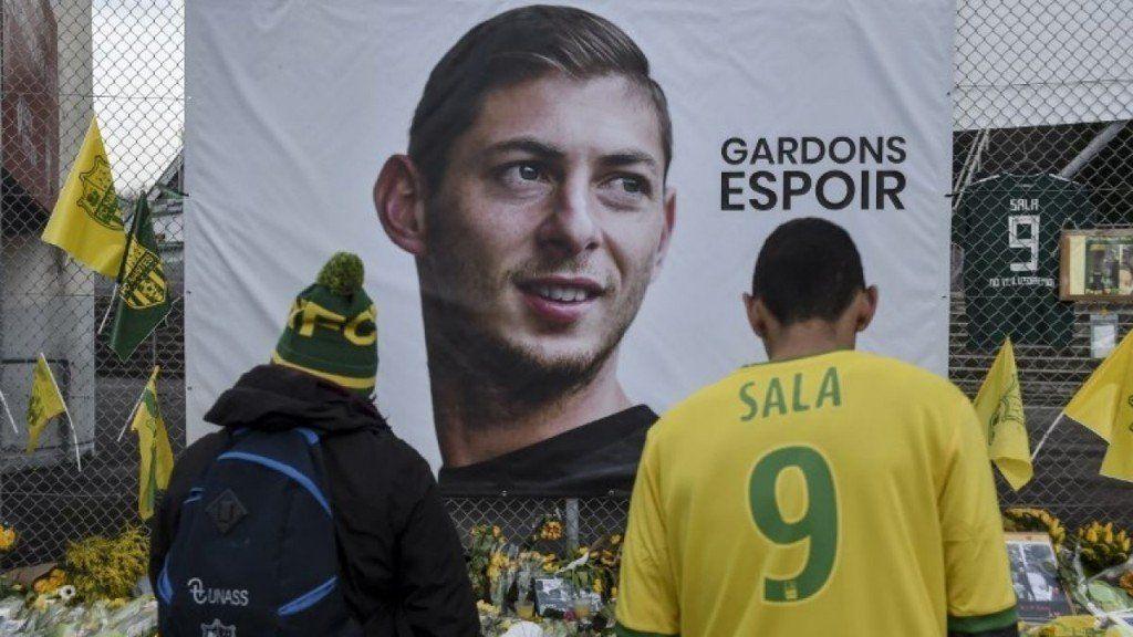 El mundo del fútbol despide al deportista argentino Emiliano Sala
