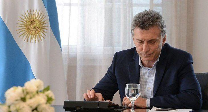 Mauricio Macri: Mis condolencias a los familiares de Emiliano Sala
