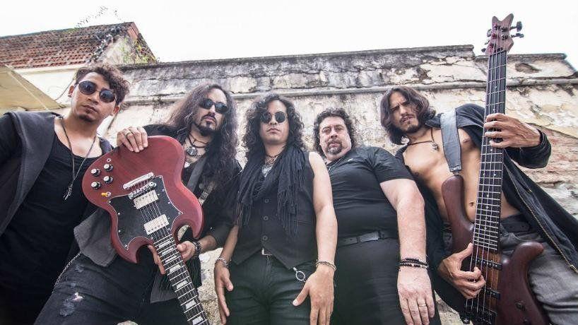 Una reunión de referentes del under a puro rock