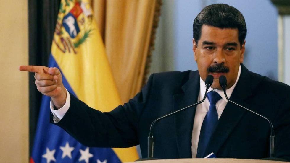 Maduro pidió por la paz en una carta dirigida al pueblo de Estados Unidos