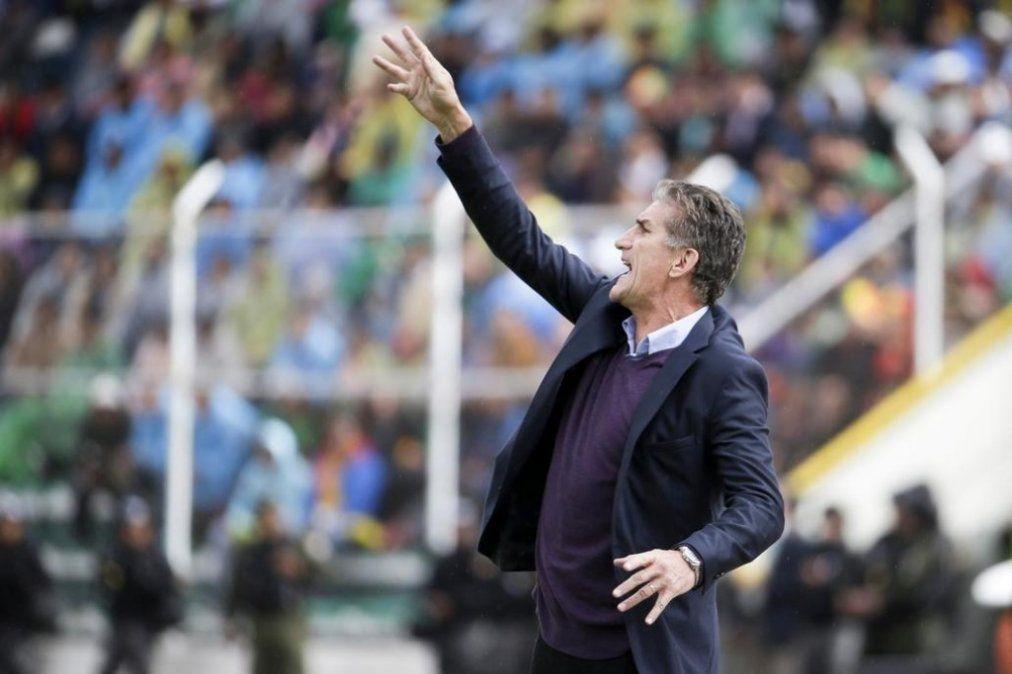 Bauza, sobre la Supercopa: Si Boca tiene tanto lío para jugar, que les den la copa y listo