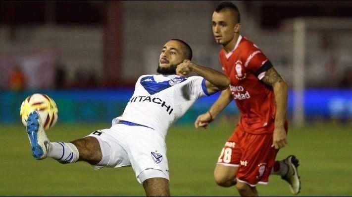 Huracán y Vélez empataron en Parque Patricios