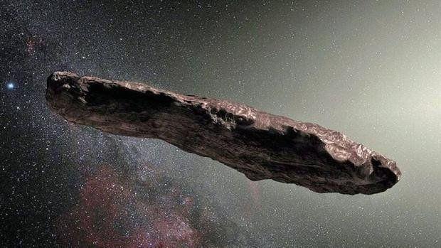 Científicos de Harvard sospechan de haber encontrado un objeto extraterrestre