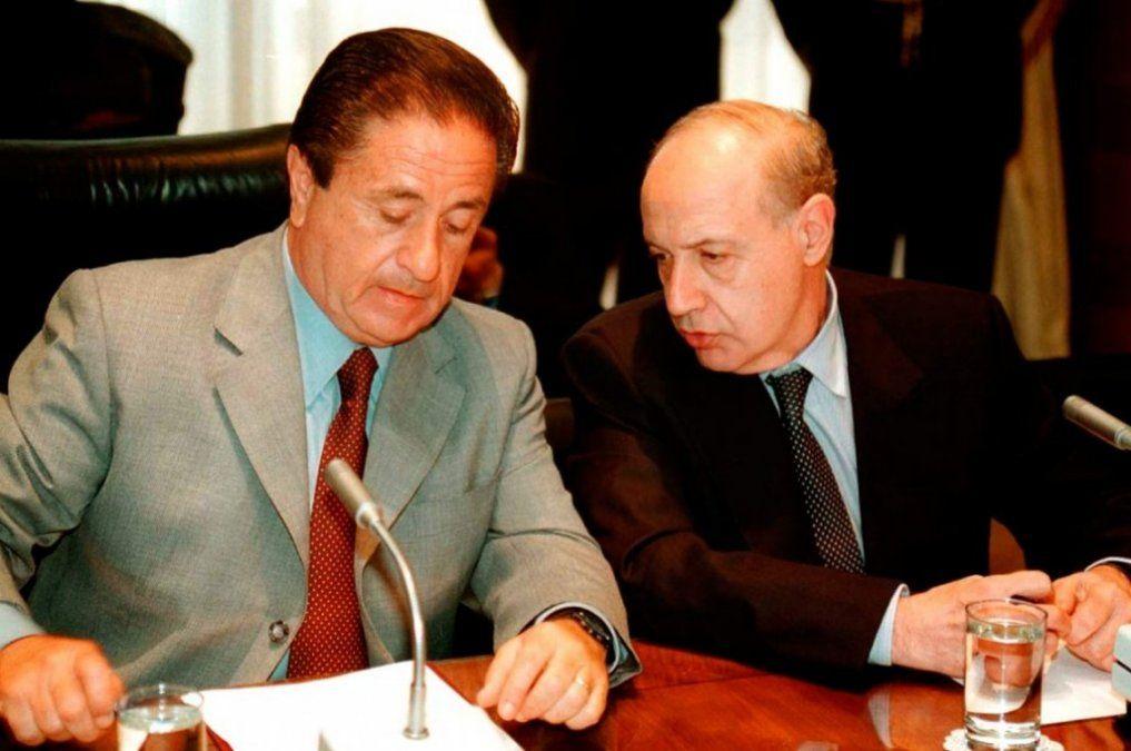 Duhalde impulsa una gran coalición conducida por Roberto Lavagna