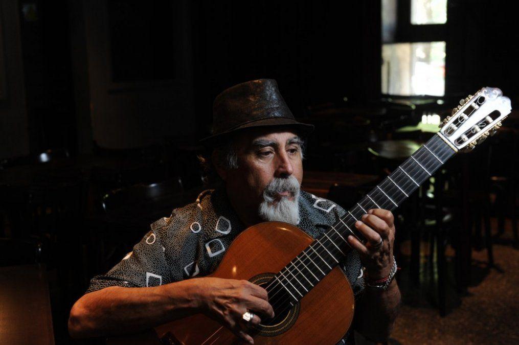 Falleció Juanjo Domínguez, uno de los grandes maestros de la guitarra