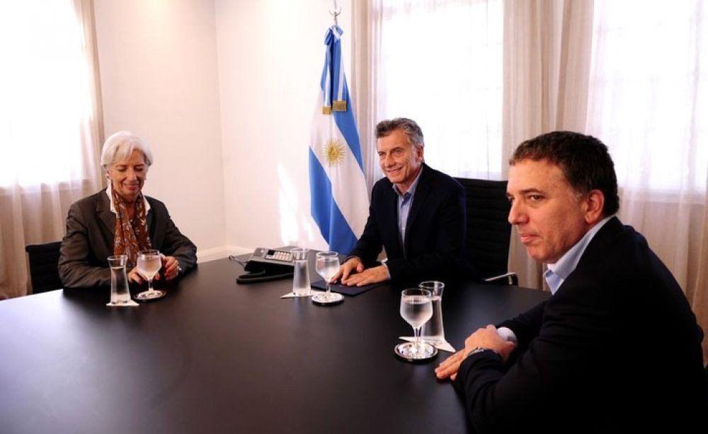 En el inicio de la campaña, llega a la Argentina una nueva misión del FMI