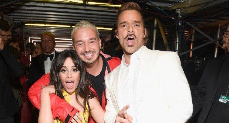 Los latinos también estuvieron presentes en la noche de los Grammy