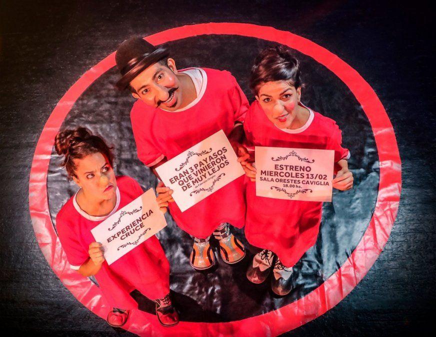 Estreno: Homenajearán en el teatro a Gaby, Fofó y Miliki